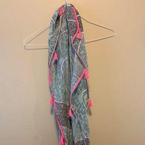 AE scarves